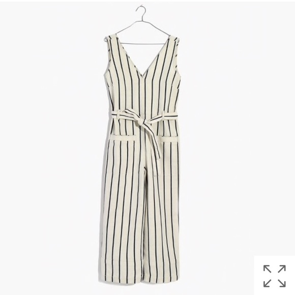 082cca0723a Striped pull on jumpsuit💥SOLD OUT ONLINE💥